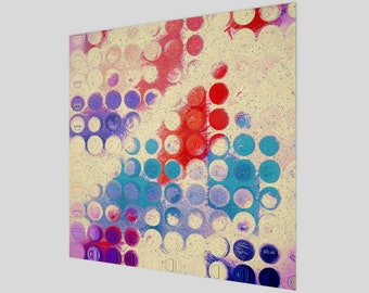The Geometry of Bubbles Poster Print