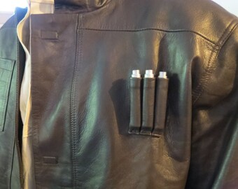 Star Wars Han Solo Force Awakens Jacket Tools 3D Printed for Cosplay & Costumes