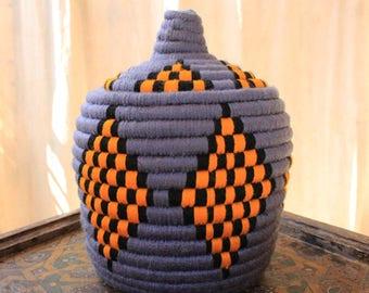 Moroccan Berber Bread Basket