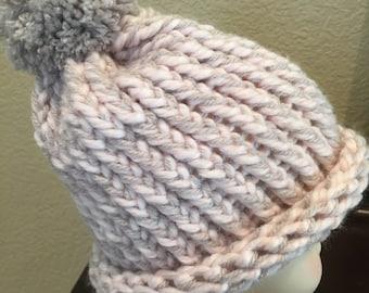 baby beanie. Newborn hat,Preemies beanie, hat, Size  0-3 months . baby shower gift