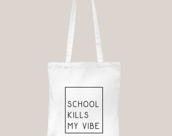 Friend Birthday Gift funny, Tote bag women, Friend Gift ideas, Shoulder tote bag, School tote bag, tote bag canvas, Yoga bag, shopping bag