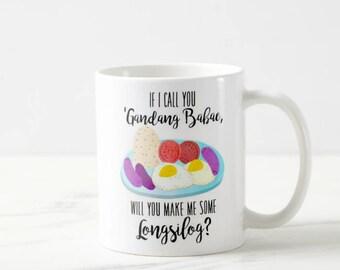 Filipino-Inspired Mugs