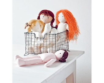My Rag Doll Sewing Pattern (803524)