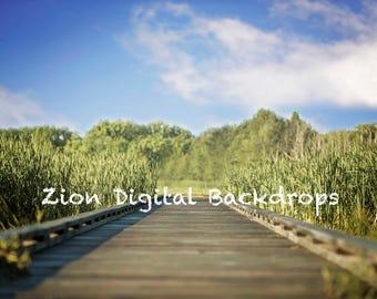 Pathway Digital Backdrop