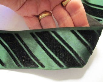Antique Velvet Ribbon Jewel Tone Trim