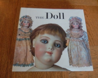 THE DOLL BOOK Text by Carl Fox Photographs by H. Landshoff