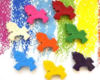Unicorn Crayon Set - Unicorn Birthday - Colouring Bundle - Rainbow Crayons - Princess Party - Unicorn Party - Birthday Gift