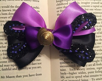The Sea Witch Hair Bow
