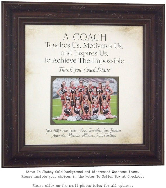 Cheerleading Coach Gifts, Cheerleading Gifts, Gift for Coaches ...