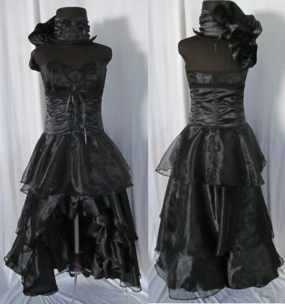 Female Undertaker Black Butler Cosplay Costume Steampunk