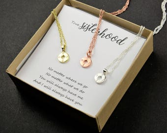 sister gift,gifts for sister,sister birthday gift,sister necklace,sister in law,sister jewelry, sister gift ideas,Compass Necklace