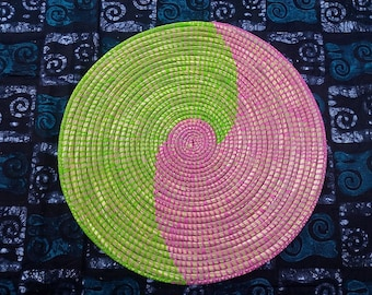 Basketry - VANST08 placemat