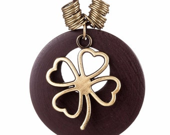Clover Lucky Necklace