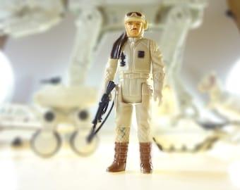 Rebel Commander Star Wars Vintage Action Figure The Empire Strikes Back