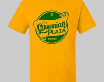 Lithuanian Plaza T-Shirt
