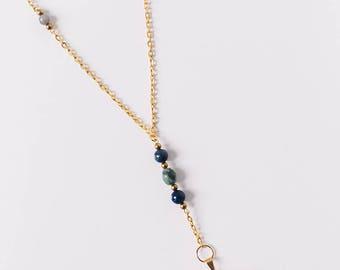 Anahata Drop Necklace Mark I2k17