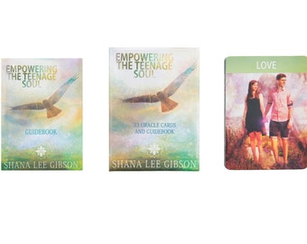 Empowering The Teenage Soul Oracle Cards