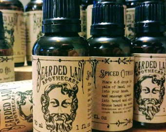 Beard Oil by Bearded Lady Apothecary