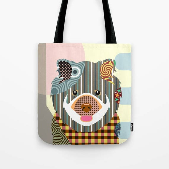 Chow Chow Bag, Chow Chow Gifts, Chow Chow Accessories, Dog Tote Bag, Dog Lover's Gift, Animal Lover Gift, Pet Tote Bag