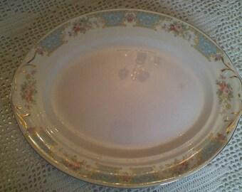 Crown Potteries CRP4 Serving Platter