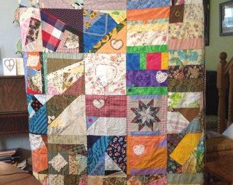 Lillian's Crazy Quilt