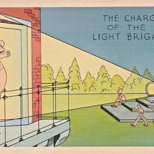 Vintage WW II Era Post Cards - Lot of 12 Postcards