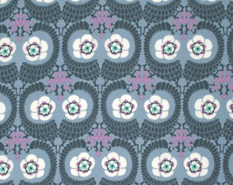 French Twist in Zinc, Violette Collection by Amy Butler, yard
