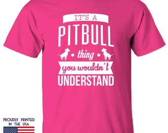 Gifts for Pitbull lovers Its a Dog Thing Ttd1