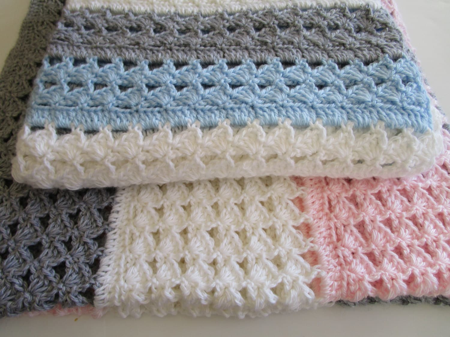 Crochet Patterns, Crochet Baby Blanket Pattern, Crochet Blanket ...