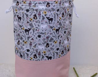 Drawstring Project Bag Large