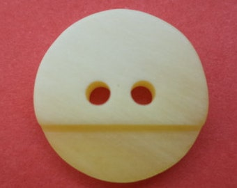 11 yellow buttons 15mm (4242) button