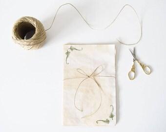 set of 20 | Botanical Fern Stationery Paper