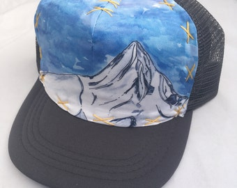 Mt. Hood Artist Collaboration Medium & Large