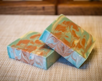 Dirt Handmade Cold Process Soap Bar