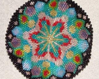 Mandala whimsy