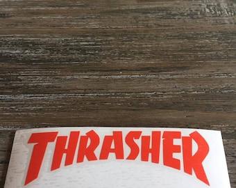 Thrasher vinyl stickers