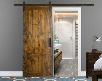 Rustic Barn Door - Door Only