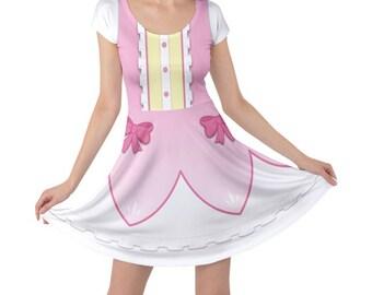 Magical Madoka Skater Dress - Preorder