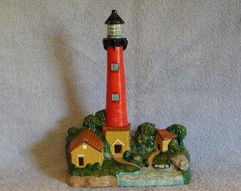 Cast Iron Doorstop - Nautical Theme - Lighthouse