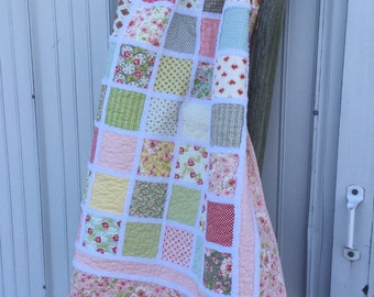 Baby Girl Chenille-It Quilt