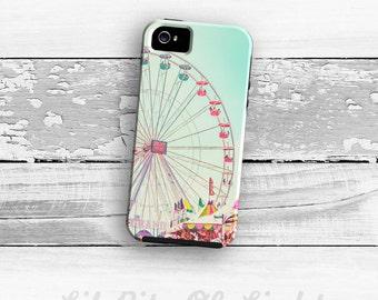 Carnival iPhone SE Case - iPhone 6s Cover - iPhone 8 Case - Fair iPhone 6s Plus Case - iPhone 5 Case - iPhone 6 Case Ferris Wheel iPhone