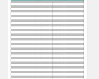 Bi-monthly/Military Pay Schedule Bill Pay Tracker