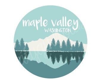 Maple Valley City Tote