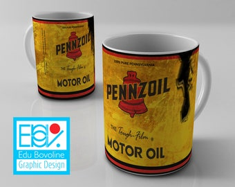 Old Oil Can Pennzoil