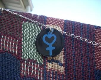 Sailor Mercury Pendant