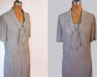 Pin Striped Dress Suit by Mr. Jack of Dallas