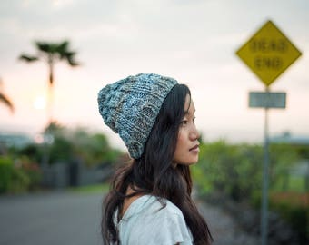Braided Cable Beanie Pattern
