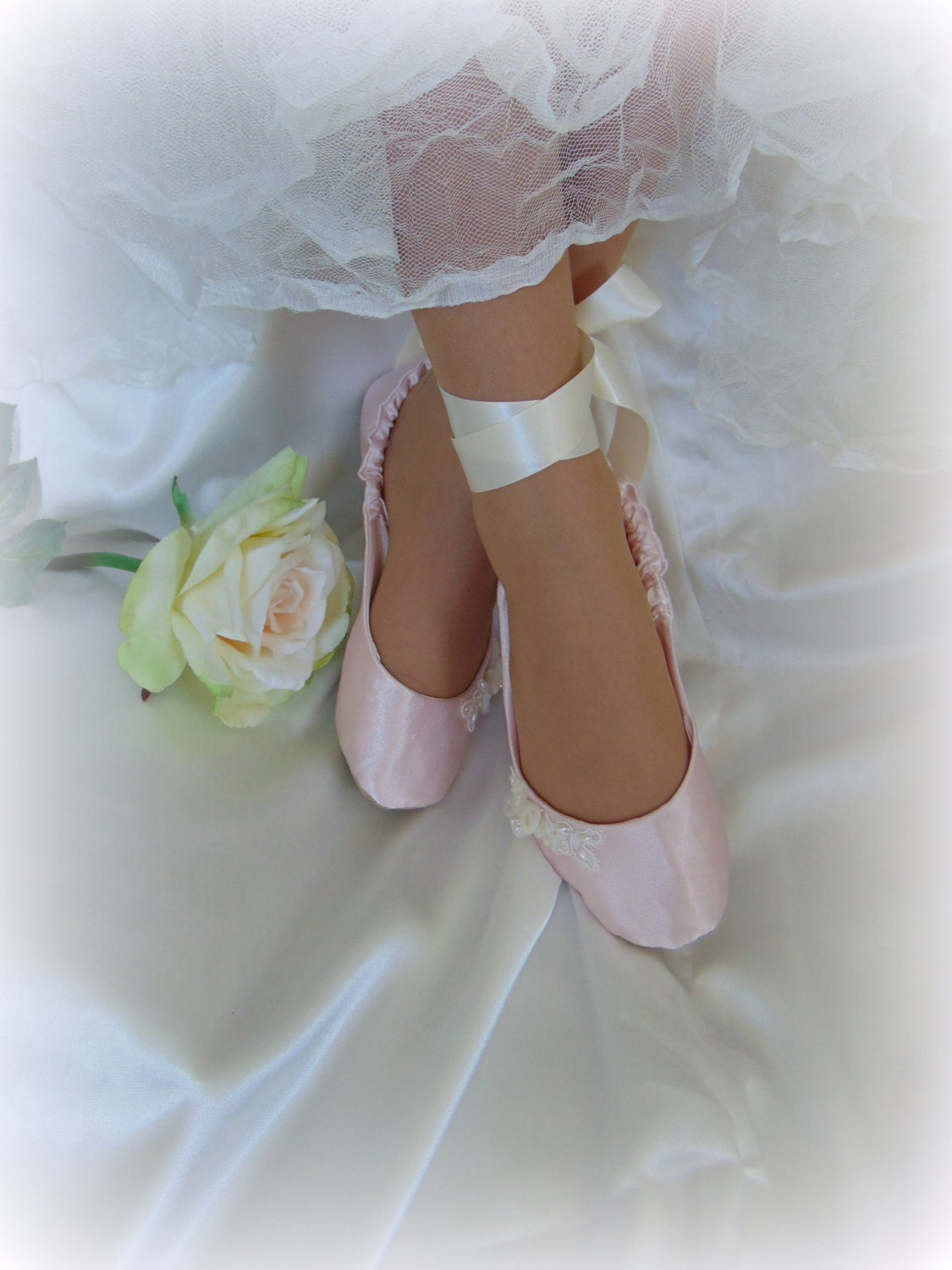 ballerina shoes for wedding pink bridal ballet shoeblush pink wedding ballerina slipper 1464