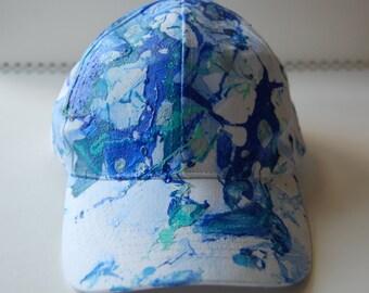 Blue Waters Cap (in white)