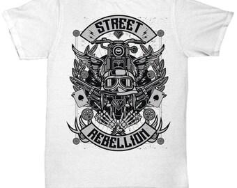 Street Rebellion T-shirt